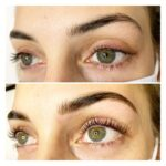 Wimpernlifting + Henna-Brows