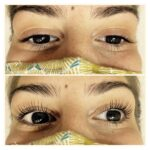 Wimpernlifting